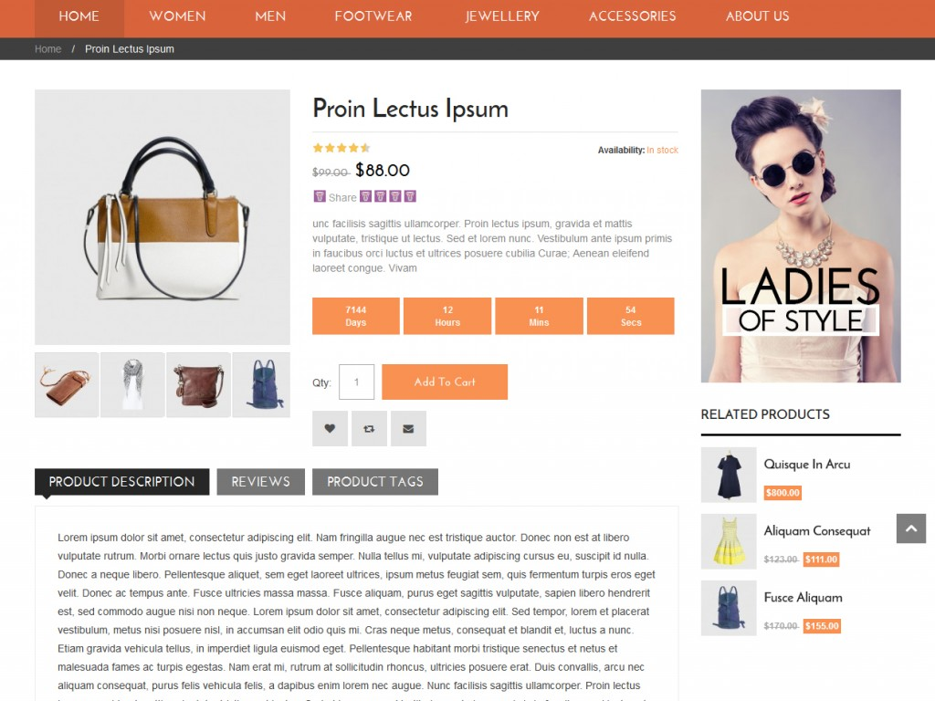 Details Page